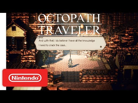 Octopath Traveler - Paths of Ritual and Research Trailer - Nintendo Switch thumbnail