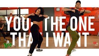GREASE - You're The One That I Want | Choreography with David Moore