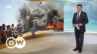 Посольство США в Иерусалиме и десятки погибших в секторе Газа (14.05.2018)