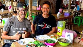Mountain Meal w Mark Wiens (Hmong Organic Veg Feast) Heart-Warming Hill-Country Food
