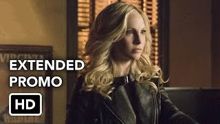 The Vampire Diaries 6x17 Extended Promo