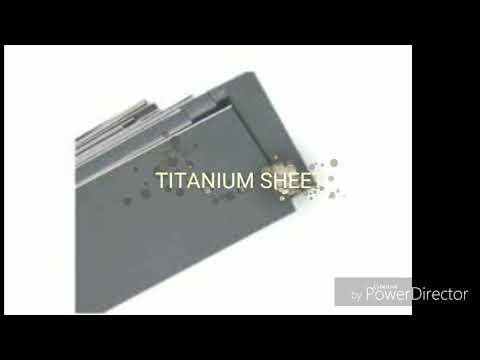 Titanium at Best Price in India