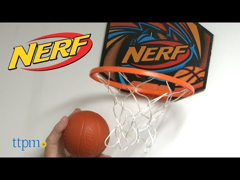 Nerf Sport Nerfoop Jump Shot from Hasbro