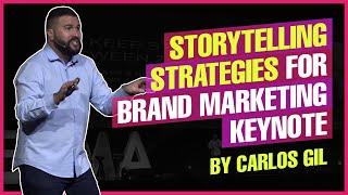 Brand Marketing with Carlos Gil