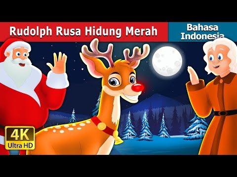 Rudolph Rusa Hidung Merah   Dongeng anak   Dongeng Bahasa Indonesia