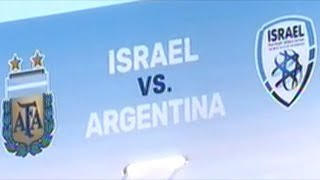 Argentina National Soccer Team Cancels World Cup Warm-Up Match Against Israel!
