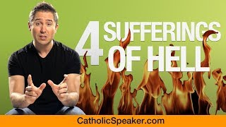 Vision Of Hell (4 Sufferings): St. Catherine of Siena
