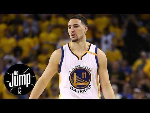 Will Klay Thompson Leave The Warriors? | The Jump | ESPN