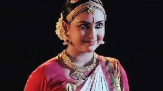 Rajashree Warrier - an accomplished performer of Bharatanatyam