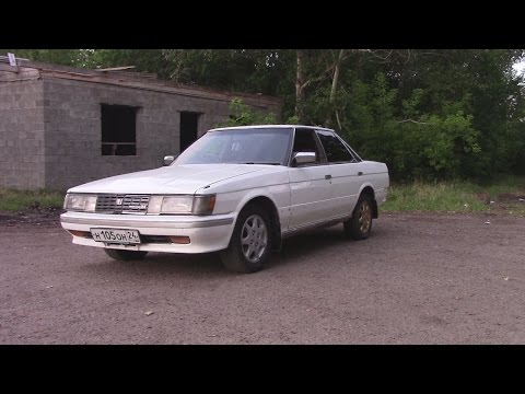 Фото к видео: Обзор 1985 Toyota Mark 2/Тойота Марк 2 GX70 1G-GE