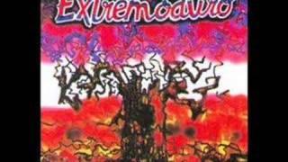 La hoguera - Extremoduro Concierto km.4 Plasencia 1991