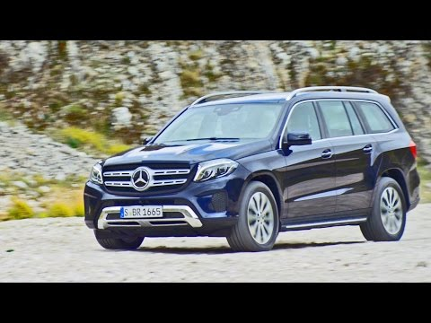 ► 2016 Mercedes GLS-Class - Design and Driving