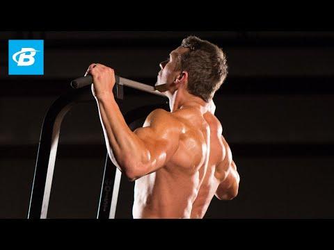 Lexercice pour les muscles huméraux
