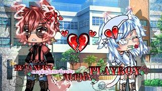 •The Beta Nerd can play better than the Alpha Playboy• GLMM gachalife original storyline ft.sister