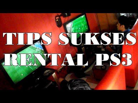 Video TIPS SUPAYA RENTAL PS3 RAMAI PENGUNJUNG