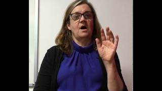 Sue, British Sign Language