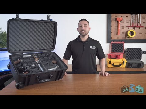 8 Pistol Case (Wheeled) - Featured Youtube Video