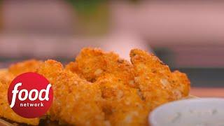 Homemade Freezer Chicken Fingers   Food Network