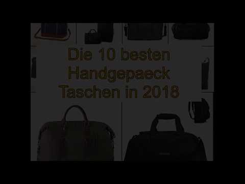 Die 10 besten Handgepaeck Taschen in 2018