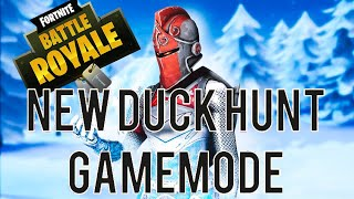 *NEW* DUCK HUNT GAME In Fortnite Creative Mode! Fortnite Battle Royale