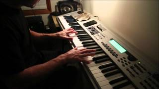 Elton John - Candle in the Wind (Piano instrumental cover)