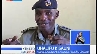 Washukiwa saba wa genge 86 Battalion walinaswa na polisi