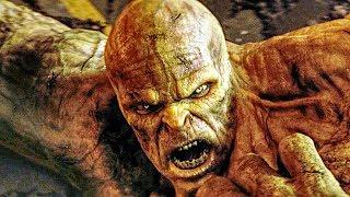 Hulk Vs Abomination Boss Fight Scene - The Incredible Hulk Game