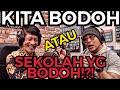 Download Lagu KITA YANG BODOH ATAU SEKOLAH YANG BODOH?! Kak SETO Mp3 Free