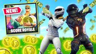 *NEW* MONEY WARS Gamemode In Fortnite Battle Royale! (Score Royale)