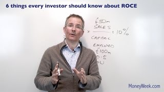 Six things every investor should know about return on capital employed (ROCE)