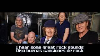 ACDC Rock The Blues Away Subtitulada