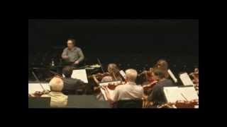 העונה ה-75, קונצרט הפתיחה - מחווה לאיגור סטרווינסקי