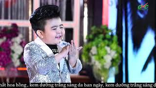 Người Hùng Tí Hon - Thần Đồng Âm Nhạc | Tin Tin | Hát Tình Ca Hay không Tả Nỗi