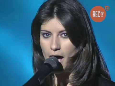 """Laura Pausini - La Soledad (""""Martes 13"""" - 1995)"""