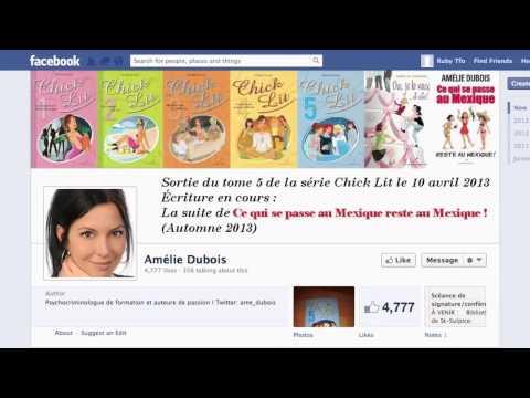 Vidéo de Amélie Dubois