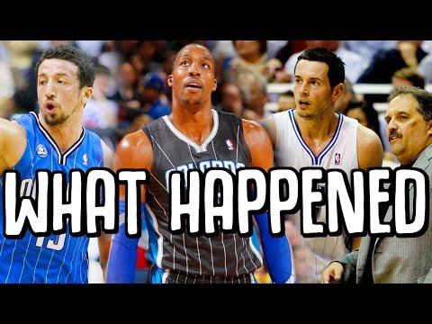 What Happened To The Dwight Howard Orlando Magic