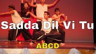 Sadda Dil Vi Tu Ga Ga Ga Ganpati ABCD Anybody Can Dance