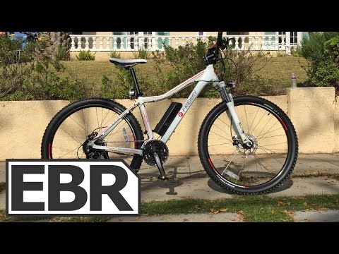 Freway VR-01 Ebike Video Review