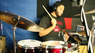 Sabrina Claudio X Wale   All My Love Drum Cover