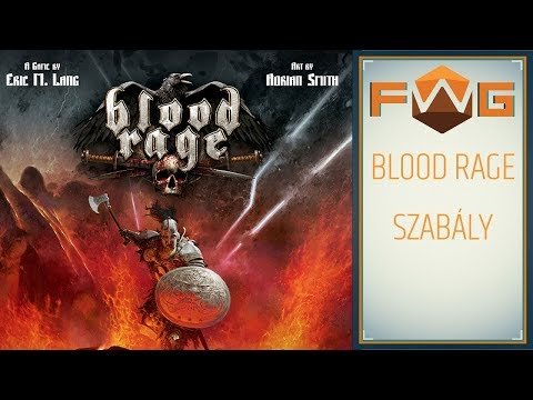 Fun With Rulez | Blood Rage szabály - Fun With Geeks