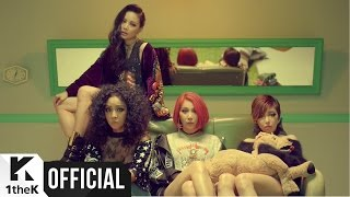 [MV] Brown Eyed Girls(브라운아이드걸스) _ Warm Hole(웜홀)