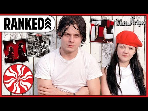 Every White Stripes Album RANKED Worst to Best