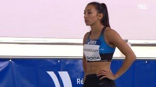 Meeting Elite de Nantes 2019 : Agnès Raharolahy en 53''21 sur 400 m