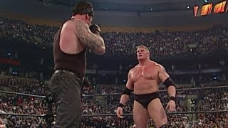 Brock Lesnar wins the Royal Rumble