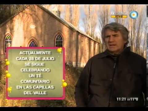 Colectividades, Gaiman, Chubut