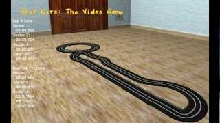Slot Cars - The Video Game - Gameplay Trailer