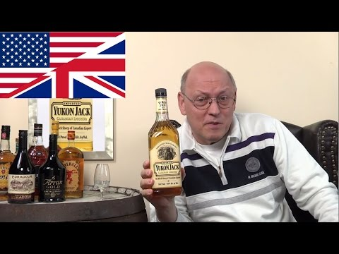 Video Whisky Liqueur Review/Tasting: Yukon Jack