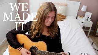 We made it - Louis Tomlinson Cover