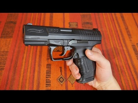UMAREX Walther P99 Softair REVIEW