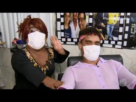 PAPEIRO DA CINDERELA: DICAS DE BELEZA COM A CABELEIREIRA LEILA